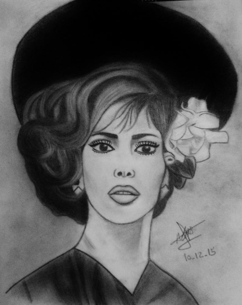 Gina Lollobrigida por aline17